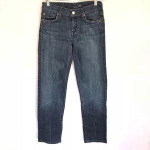 7 Seven For All Mankind Dojo Jeans. Size 27